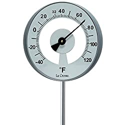 La Crosse Technology 101-147 Lollipop Garden Thermometer