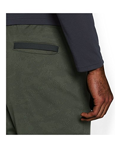 Under Armour Men's Sportstyle Joggers, Downtown Green /Silver, XXX-Large by Under Armour (Image #2)
