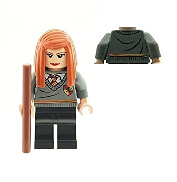New Custom LEGO Minifigure Ginny Weasley From The Harry Potter Movies