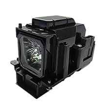 Awo-Lamps VT75LP Replacement Bulb/Lamp with Housing for NEC LT280 LT380 VT470 VT670 VT676 LT375 VT675 Projectors 150 Day Warranty