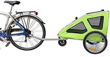 PAPILIOSHOP REX Remolque y carrito cochecito para el transporte de perro perros mascota por bici bicicleta carro bicicletas silla de paseo: Amazon.es: Deportes y aire libre
