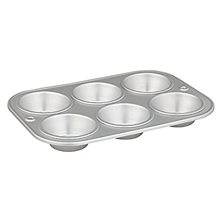 Maison Moules à Muffins Masterclass Silver Anodised 42cm Muffin Pan High Quality And Inexpensive
