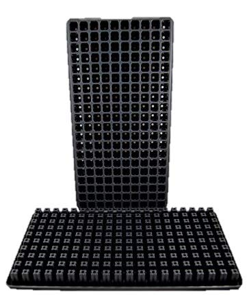 200 Plug Seed Trays for Seed Starting 5 Each By Growers Solution by Grower's Solution