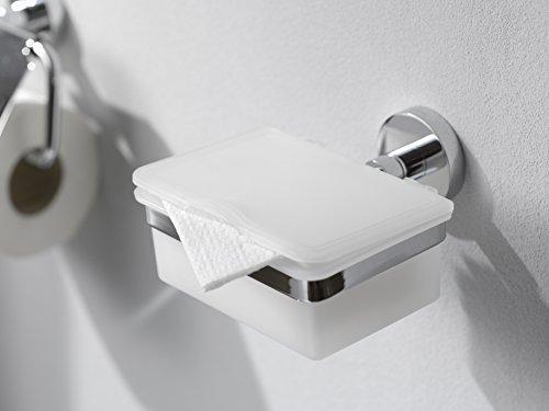 Haceka 25300110 Kosmos - Soporte para toallitas húmedas: Amazon.es: Hogar