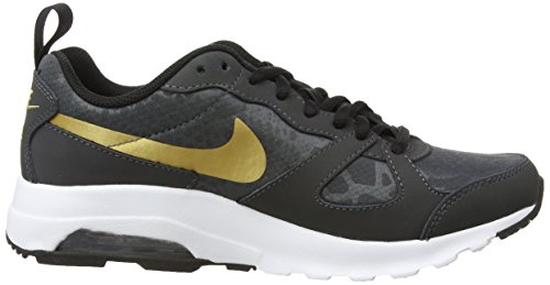 Wmns Anthracite Gld Femme Chaussures blk blanc Muse Nike Air mtllc Max qxdqFC