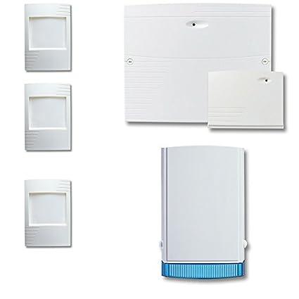 Veritas Texecom R8 Kit de alarma para el hogar: Amazon.es: Hogar