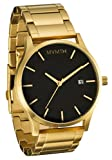 MVMT Watches Gold Case with Gold Stainless Steel Bracelet Men's Watch offers