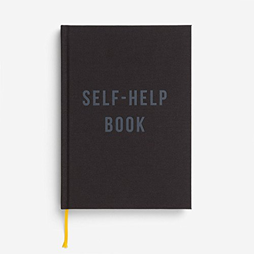 The School of Life - Writing As Therapy Journal: Self-Help - Linen Notebook for Self-Help
