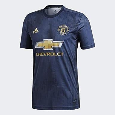 0580ac9ad adidas 18/19 Manchester United 3rd, Maglietta Uomo: Amazon.it: Abbigliamento