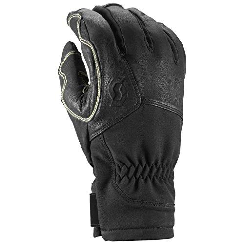 Scott 2016/17 Explorair Tech Glove - 244442 (Black - L) (Gloves Scott Nylon)
