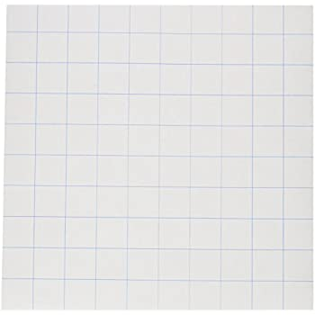 AmazonCom  School Smart  Double Sided Graph Paper With  In