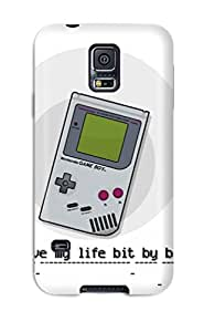 Nicholas D. Meriwether's Shop Best Quality Case Cover With Retro Video Game Nice Appearance Compatible With Galaxy S5 2461548K44039944