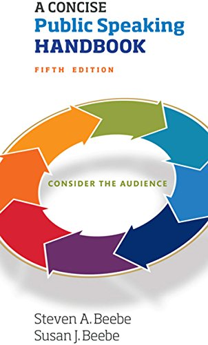 Concise Public Speaking Handbook A 1st Edition Ebook