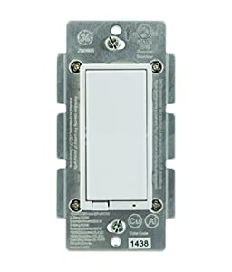 ge smart dimmer z wave in wall 12724 works with amazon alexa 12724 buy ge ge 45613