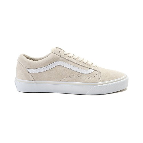 Vans Old Skool Platform Shoes Natural 7226