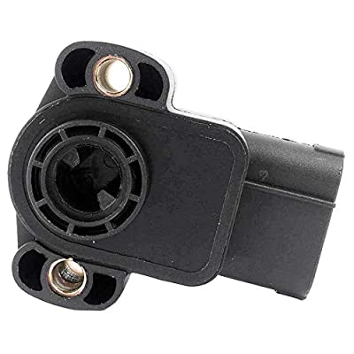 KARPAL Throttle Position Sensor TPS F4SF-9B989-AA Compatible With Ford Lincoln Navigator Mercury: Automotive