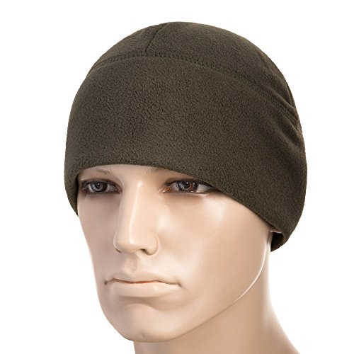 Hat Sizing Chart (M-Tac Winter Hat Windproof Fleece 295 Mens Military Watch Skull Cap Tactical Beanie (Large, Olive))