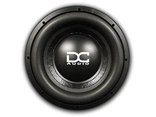 "DC Audio M3 8"" Subwoofer - Dual 4ohm 600W Brand New - Authorized Dealer"