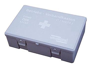 Verbandskasten Erste Hilfe Ultratraffic Mit Fullung Din 13164