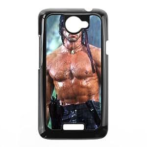 HTC One X Cell Phone Case Black First Blood A0E6U