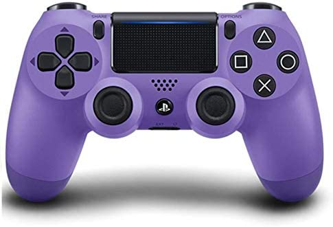 Playstation 4 Wireless Controller (Camouflage red) Electric Purple