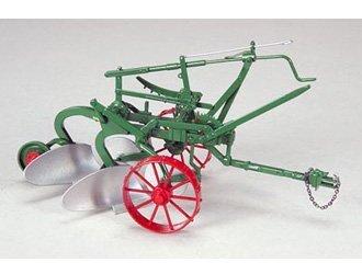 Oliver 2 parte inferior Plow Master en ruedas de acero fundido de la Maquinaria Agrícola: Amazon.es: Juguetes y juegos