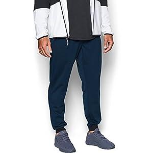 Under Armour Men's Sportstyle Jogger Pants, Academy/Black, Large