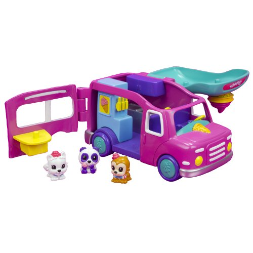Squinkies Playset Ice Cream Truck product image