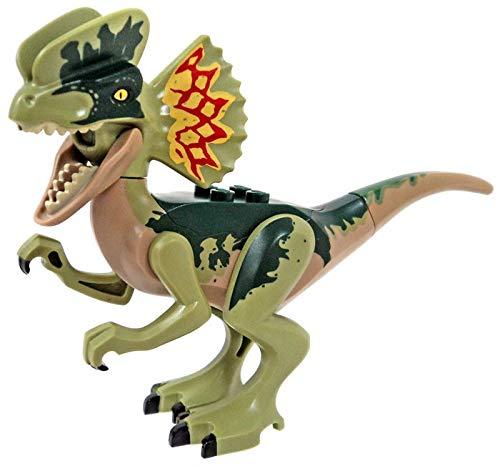 Stygimoloch Minifig Dino Dinosaurier Raptor T-Rex 75927 LEGO Jurassic World