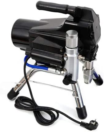 Pulverizador de pintura airless 3000 PSI lacas y barnices Pulverizador de Pintura sin Aire de Alta Presi/ón M/áquina de para la aplicaci/ón de pinturas