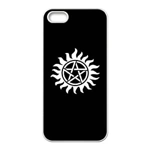 Iphone 5,5S 2D Customized Phone Back Case with Supernatural Image