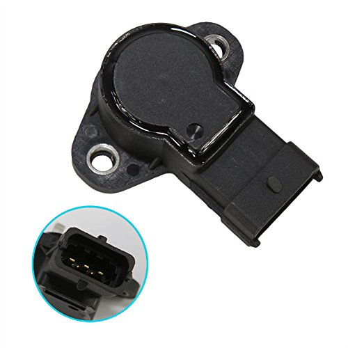 TPS Sensor Throttle Position Sensor Fit 35170-26900 for Hyundai Accent Kia Rio 2006 2007 2008 2009 2010 2011 L4 1.6L/DOICOO