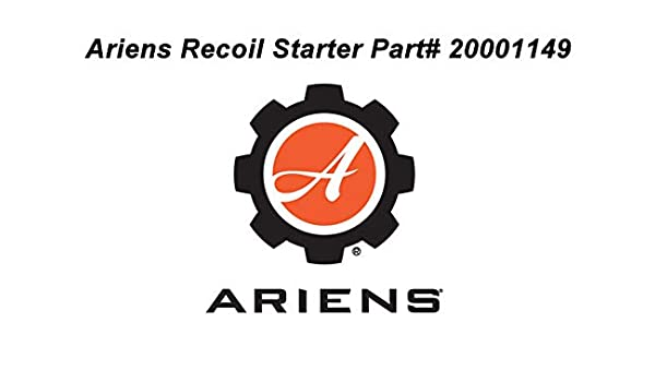 Recoil Pull Starter For Ariens Part# 20001149