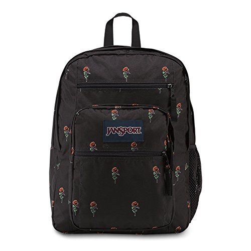 JanSport Big Student Backpack - Rose Icon - Oversized