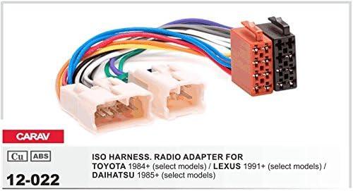 Carav 11 039 22 6 Doppel Din Autoradio Radioblende Dvd Elektronik