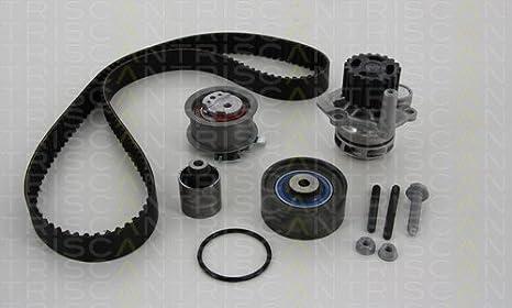 Triscan 8647 290015 Bomba de agua + kit correa distribución: Amazon.es: Coche y moto