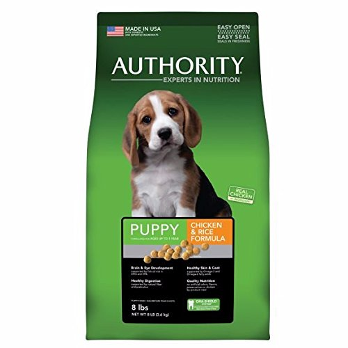 Authority Puppy Food 8lb Bag