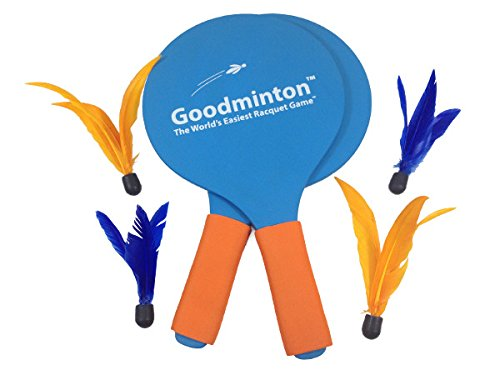 Goodminton | The World's Easiest Racquet Game