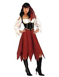 Forum Novelties, Inc womens Adult Pirate Maiden Costume Large