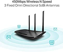 Amazon.com: TP-LINK TL-WR940N Wireless N300 Home Router ...