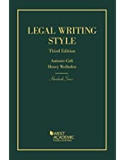 Legal Writing Style