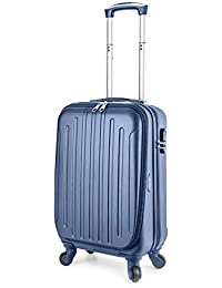Victoria 20'' Carry On Lightweight Hardshell Spinner Luggage
