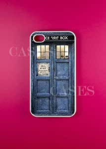 Doctor Who Iphone 4 Case, Iphone 4s Cases - Unique Coolest Best Cover Cases f...
