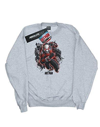 Ants De Gris Sport Entrenamiento Marvel Running Hombre man Camisa Ant SPnY78