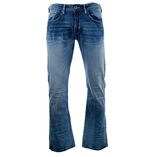 Buffalo David Bitton Men's King Slim Boot Cut Fashion Jean W