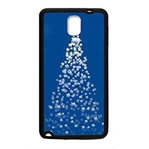 attractive star trees blue personalized high quality cell phone case for Samsung Galaxy Note 3 by Maris's Diaryby Maris's Diary