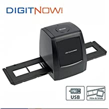 Digitnow! 135mm or 35mm negative/slide scanner Connect easily to PC via USB