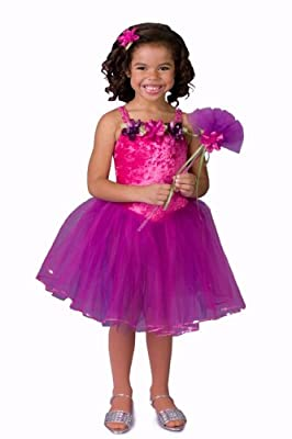 A Wish Come True - Tahitian Flower Dress - Fuchsia - Size Lc
