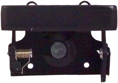 CIPA 98-037 Black 5.5 Tailgate Handle
