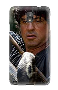 Hot Snap-on Sylvester Stallone Hard Cover Case/ Protective Case For Galaxy Note 3